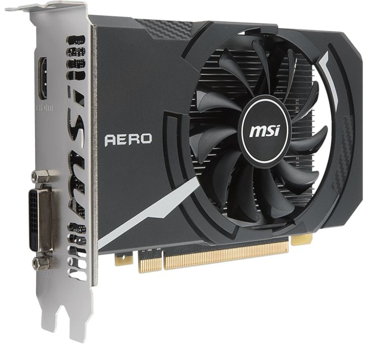 MSI GeForce GT 1030 Aero