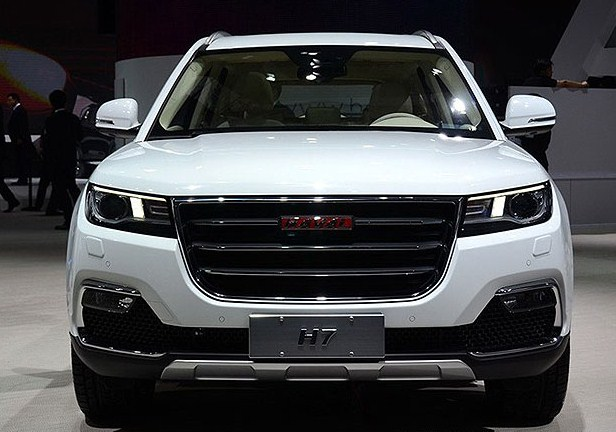 Great Wall Haval H7_4