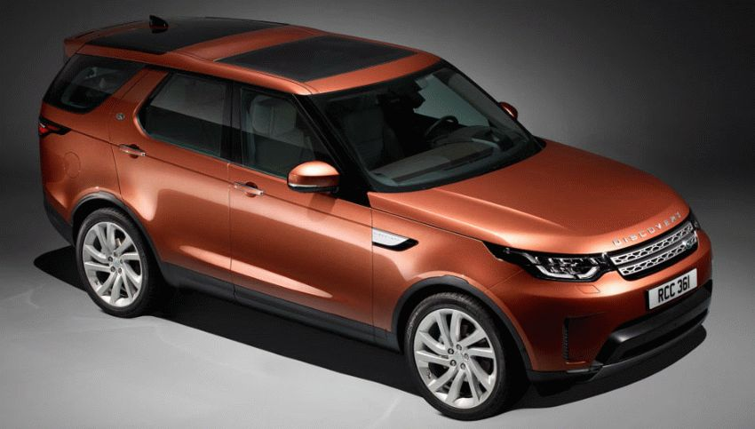 vnedorozhniki land rover | land rover discovery 1 | Land Rover Discovery (Ленд Ровер Дискавери) 2017 2018 | Land Rover Discovery