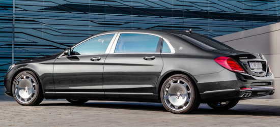 Mercedes-Benz S-Class Maybach