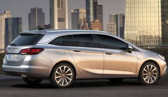 универсал Opel Astra K Sports Tourer