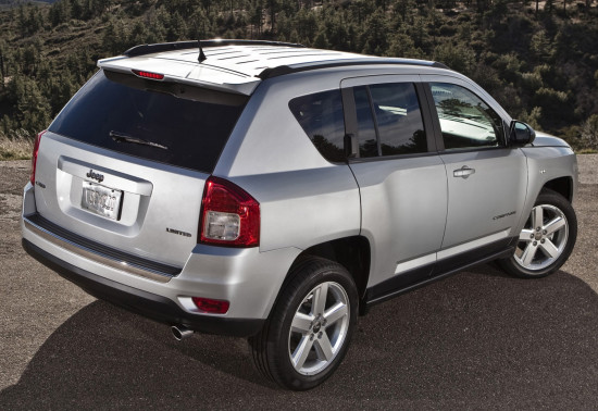 Jeep Compass FL 2010-2013 года