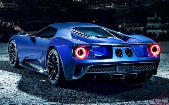 Ford GT 2 (2016-2017)