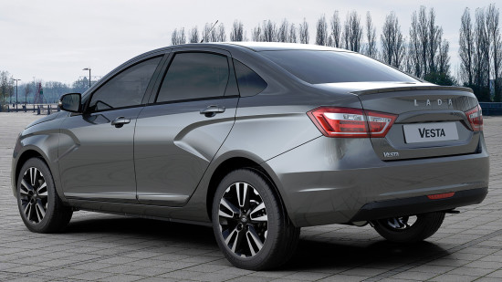 Lada Vesta Exclusive